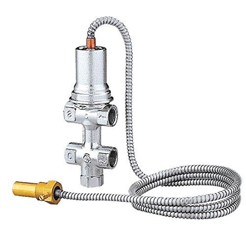 Caleffi Doppelte thermische Ablaufsicherung 1/2 Zoll mit eingebauter Nachspeisung 544400