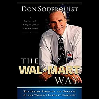 The Wal-Mart Way audiobook cover art