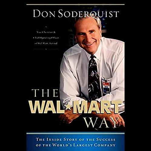 The Wal-Mart Way cover art