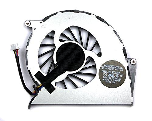 Power4Laptops Ventilador para Ordenadores portátiles Compatible con Lenovo IdeaPad Y460