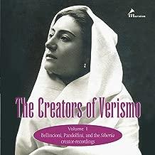 The Creators of Verismo, Vol. 1: Bellincioni, Pandolfini, and the Siberia Creator-Recordings