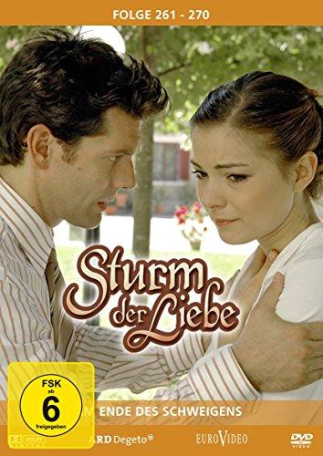 Sturm der Liebe 27 - Folge 261-270: Am Ende des Schweigens (3 DVDs)