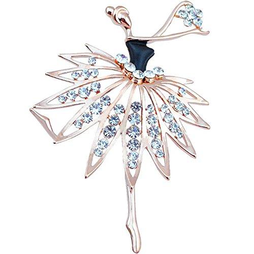 Bailarinas Doradas Niña marca Dylandy