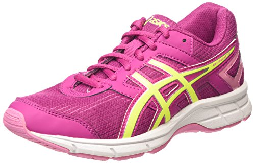 ASICS - Gel-galaxy 8 Gs, Zapatillas de Running Niñas, Rosa (berry/flash Yellow/flamingo 2107), 38 EU