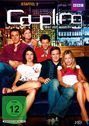 Coupling - Wer mit wem? - Staffel 2 (2 DVDs)