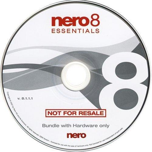 Nero 8 Essentials OEM