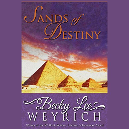 Sands of Destiny audiobook cover art