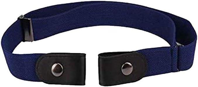 Cintura Invisibile Elastica Senza Fibbia Nessun Rigonfiamento Senza Problemi