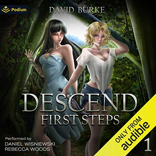 First Steps cover art