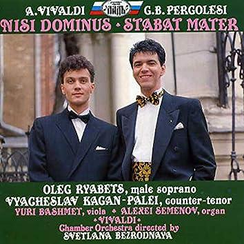 Vivaldi: Nisi Dominus/Pergolesi: Stabat Mater