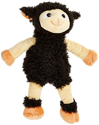 Heunec 767775 FRIENDSHEEP Blacky Moonlight Handspielpuppe