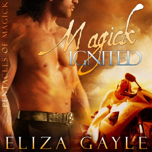 Magick Ignited audiobook cover art