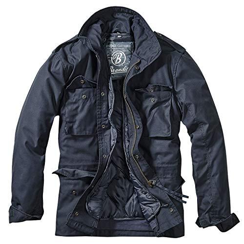 Brandit M65 Standard Jacke Navy XL