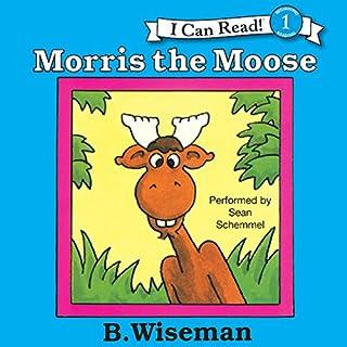 Morris the Moose audiobook cover art