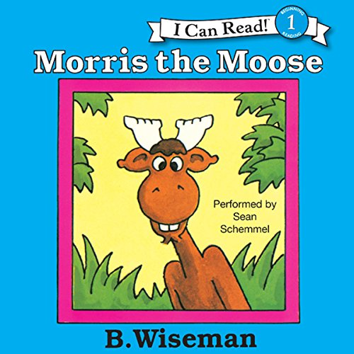 Morris the Moose cover art