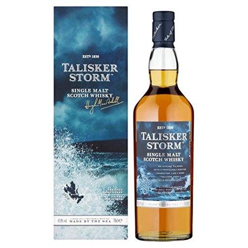 Talisker Sturm Scotch Malt Whisky 70cl