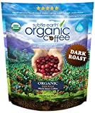 2LB Subtle Earth Organic Coffee - Dark Roast - Whole Bean - Organic Arabica Coffee - 2 lb Bag