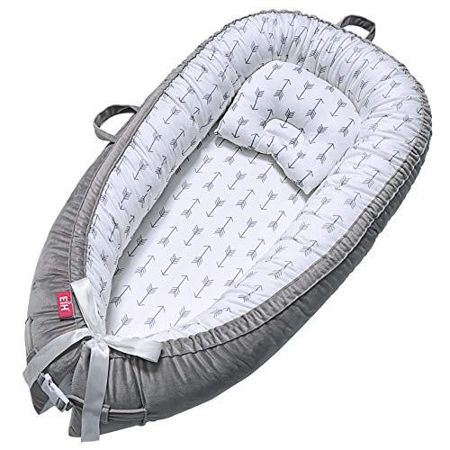EIH Baby Nest,Baby Lounger Co-Sleeping Baby Bassinet | Amazon