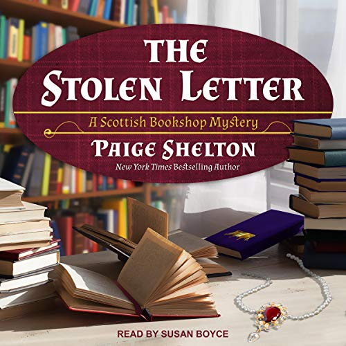 The Stolen Letter cover art