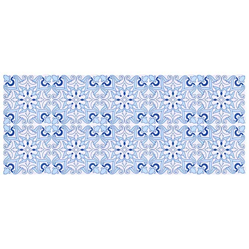 YanyanDz Adhesivos de Pared Adhesivos para Azulejos Autoadhesivos Cuadrados Impermeables a Prueba de Aceite Antideslizantes Arte de Pared de Vinilo DIY para Dormitorio Cocina Baño Murales