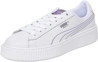 Puma Women's Platform Twilight Wn s Leather Sneakers