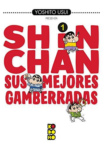 Shin Chan: Sus mejores gamberradas núm. 01 (de 6) (Segunda edición)