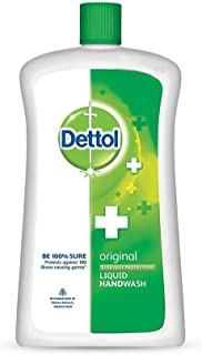 Dettol Original Liquid Hand Wash - 900ml