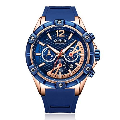 Megir -  -Armbanduhr- MG2083