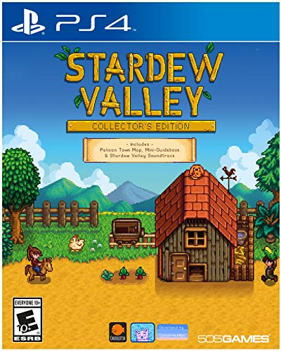 STARDEW VALLEY - COLLECTORS EDITION - STARDEW VALLEY - COLLECTORS EDITION (1 Games)