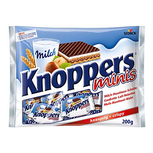 Knoppers Minis, 200 g