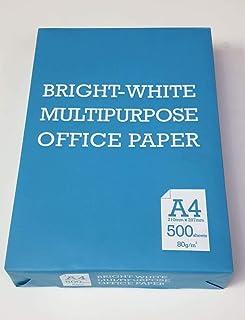 APRIL BRIGHT-WHITE Copy Paper, A4, 80 gsm, 500 Sheets