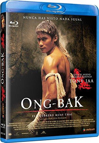 Ong-Bak: El Guerrero Muay Thai [Blu-ray]