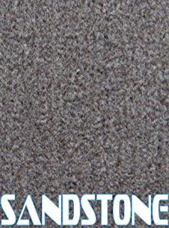 Marine Outdoor Bass/Pontoon Boat Carpet/16 oz (Sandstone, 6'x16')