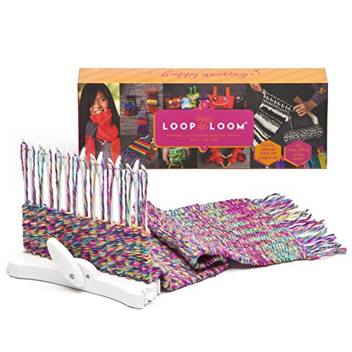 Anna Williams- Telar para Lana Loopdeloom, Multicolor (1)
