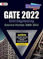 GATE 2022 Civil Engineering - Solved Papers (2000-2021)