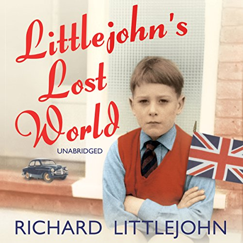 Littlejohn's Lost World audiobook cover art