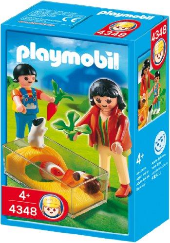 PLAYMOBIL - Jaula de cobayas (4348)