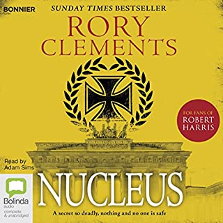 Couverture de Nucleus