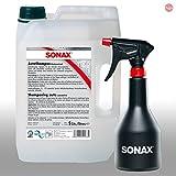 SONAX Auto Shampoo Konzentrat 5L 03145000 + GRATIS Sprühboy Sprühflasche 0499700