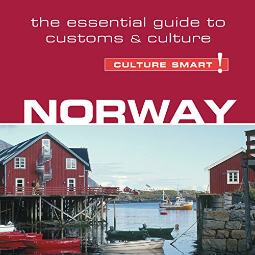 Norway - Culture Smart! audiobook cover art