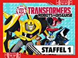 Transformers Robots In Disguise - Staffel 1 [dt./OV]