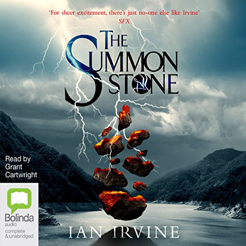 The Summon Stone audiobook cover art