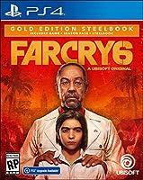 Far Cry 6 SteelBook Gold Edition (輸入版:北米) - PS4