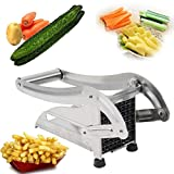 Tengchang Stainless Steel Vegetable Potato Chipper French Fries Slicer Chip Cutter Chopper