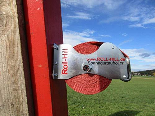 Roll-Hill Big - Magnet Spanngurtaufroller für Spanngurte