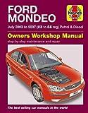 Ford Mondeo Petrol & Diesel (03-07)