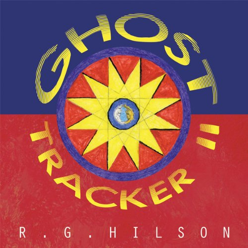 Ghost Tracker audiobook cover art