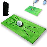 EACFVE Golf Training Mat, Swing...