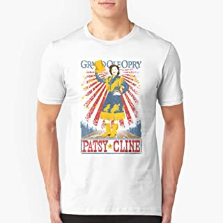 Patsy Cline Poster Grand Ole Opry Country Music Nashville TN Slim Fit TShirtT shirt Hoodie for Men, Women Unisex Full Size.