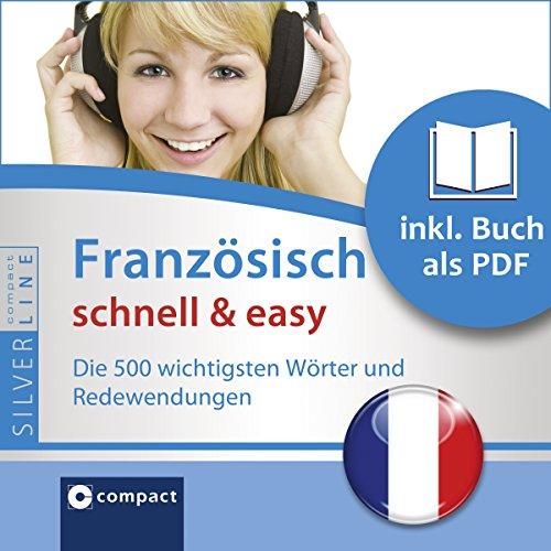Französisch schnell & easy - Fokus Wortschatz und Redewendungen Titelbild